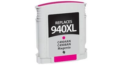 HP940XL C4908AN ---MAGENTA (Item#1776)... (INK REFILL)